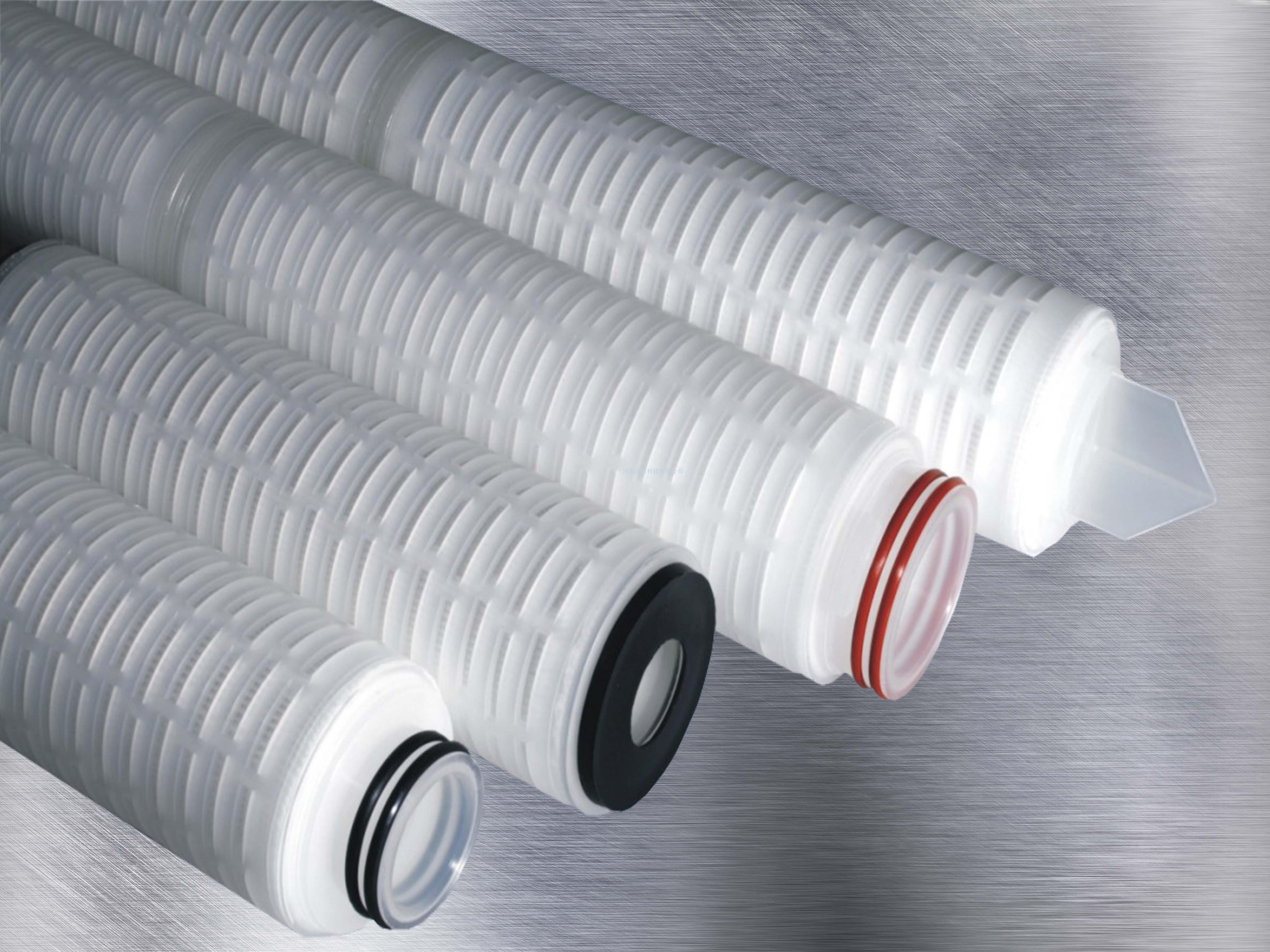 聚丙烯折叠式滤芯